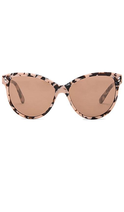 Stella McCartneyOversized Sunglasses in Blush