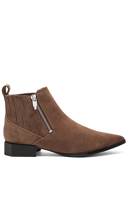 Sigerson Morrison Bambi Bootie in Taupe