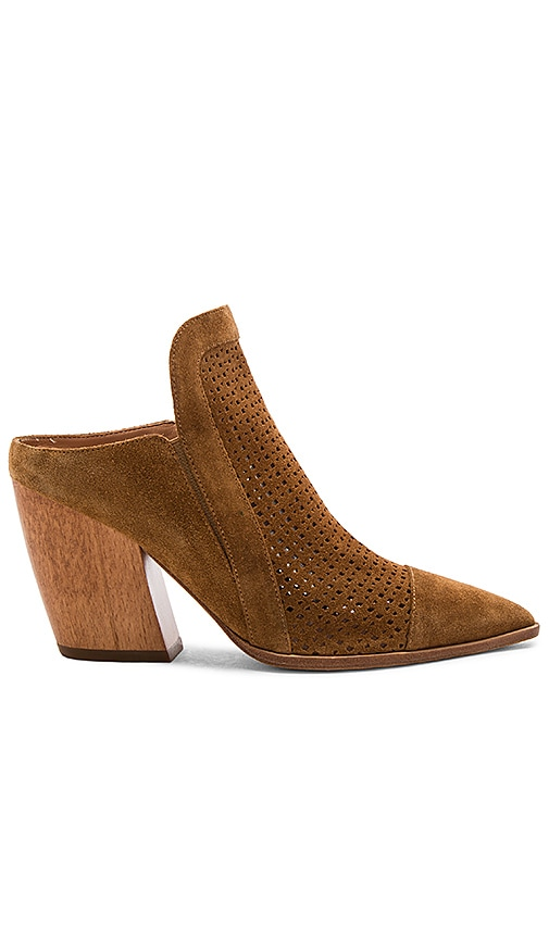 Sigerson Morrison Marry Bootie in Brown