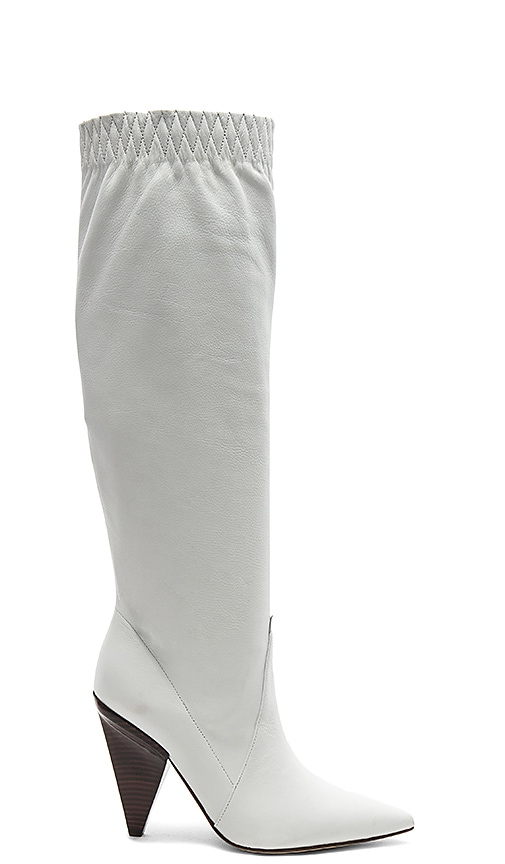 Sigerson Morrison Jay Boot in White