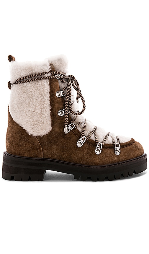 Isla Fur Boot