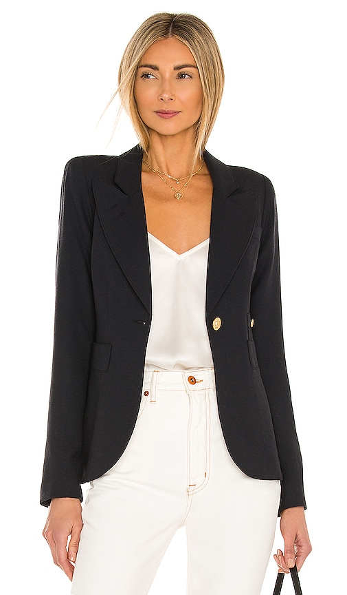 Smythe Duchess Blazer in Navy
