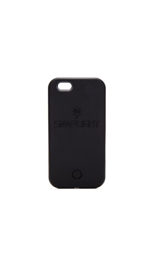 Snaplight Case Snaplight iPhone 6/6s Case in Black