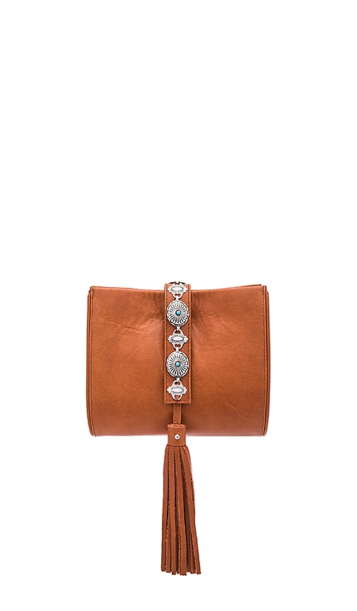 x Vanessa Mooney Conchos Clutch