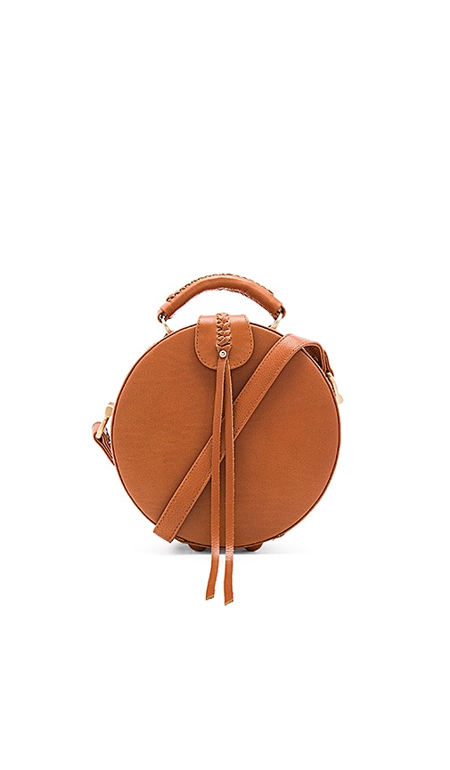Sancia Vista Canteen Bag in Tan
