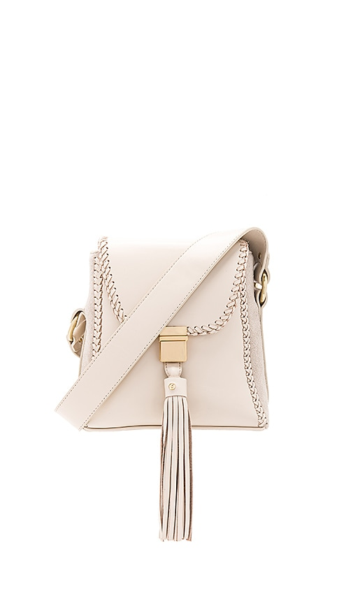 Sancia The Milla Braid Bag in Ivory