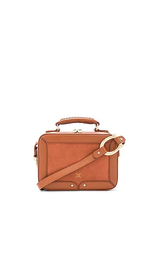 Sancia The Elvire Bag in Cognac