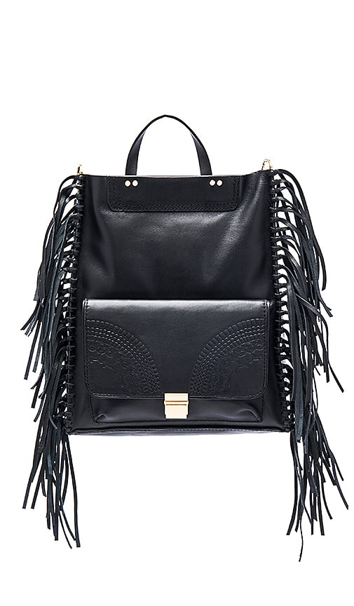 Sancia Lucille Backpack in Black