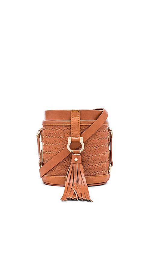 Sancia Luna Cross Body in Cognac