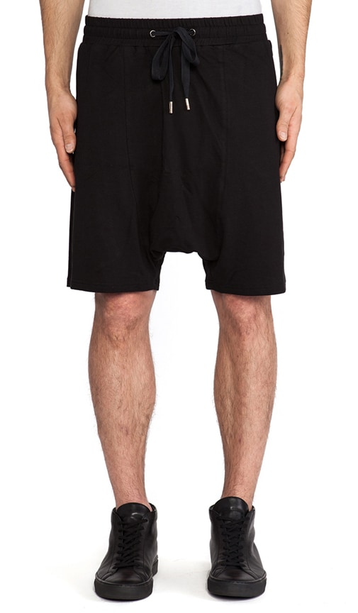 Drop Crotch Sport Short