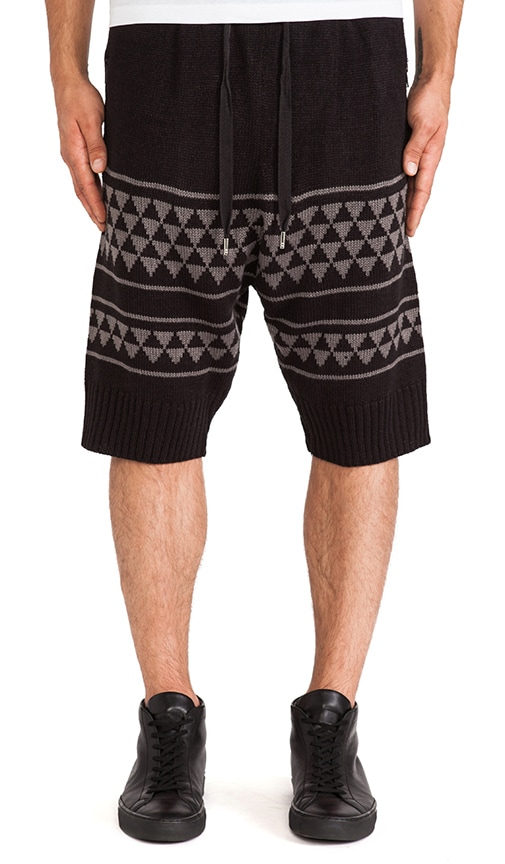 Knit Winter Shorts