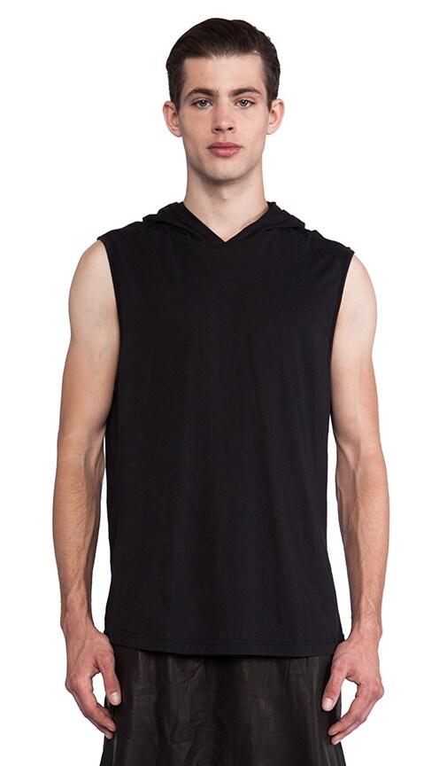 Sleeveless Hoodie T-Shirt