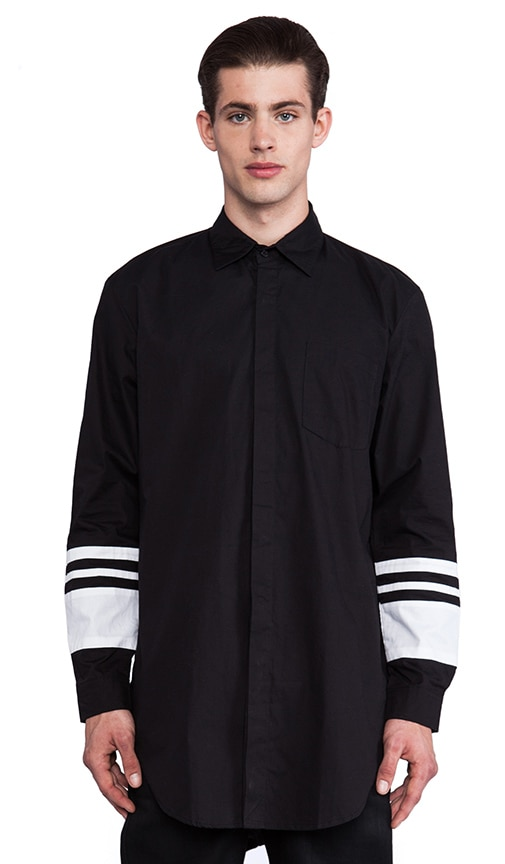 Varsity Collared Shirt