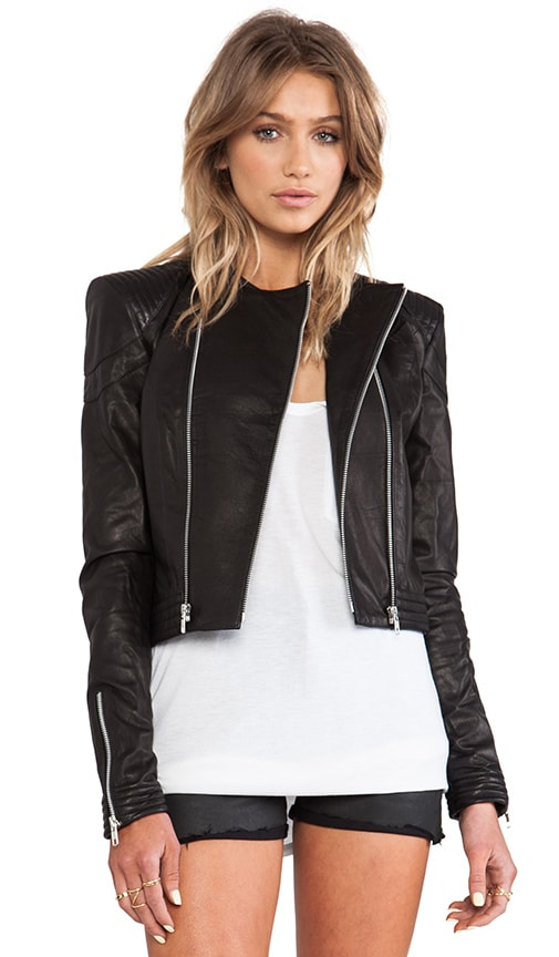 Cropped Motocross Jacket