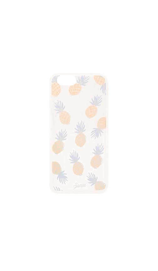 Rainbow Pineapple iPhone 6/6s Case