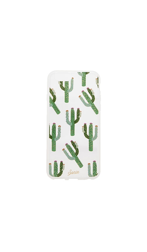 Sonix Clear Cactus iPhone 6 Case in Green