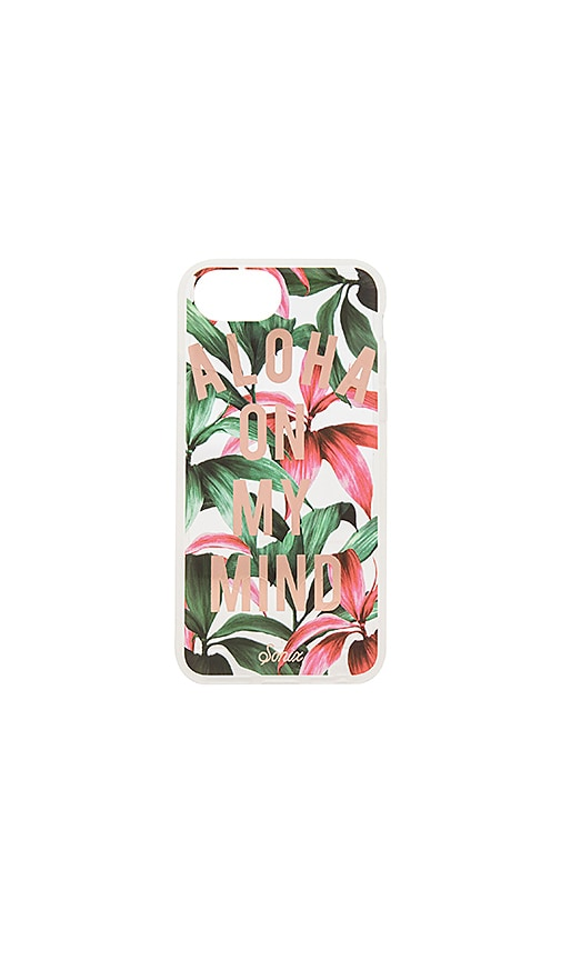 Sonix Aloha iPhone 7 Case in Green