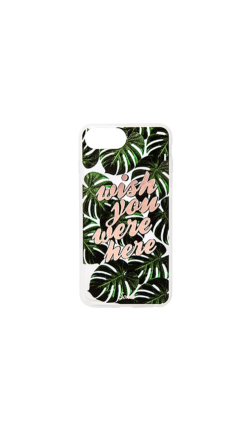 huge selection of 719b1 90ff6 Sonix Wish You Were Here iPhone 6 Plus/7 Plus in | REVOLVE
