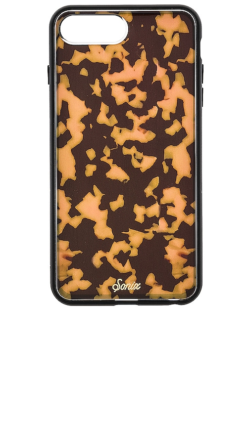 Brown Tortoise iPhone 6/7/8 Plus Case