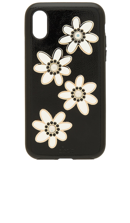 Swarovski Opal Daisy iPhone XS/X Case