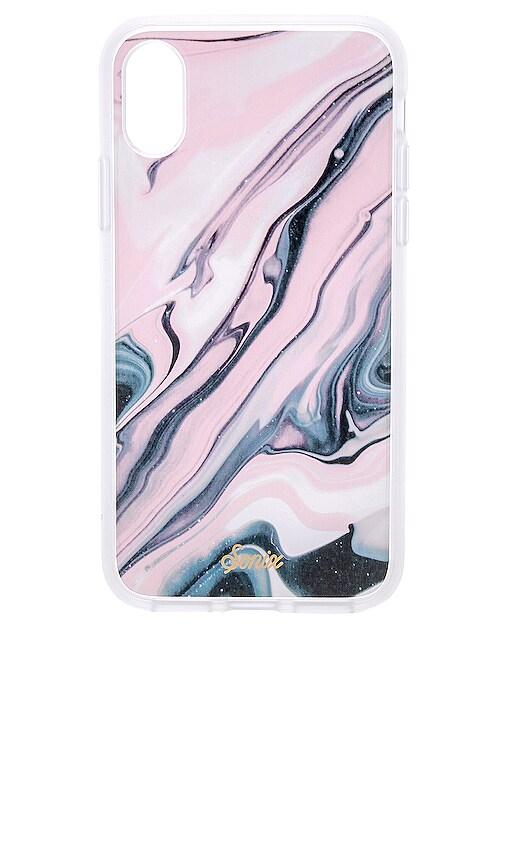 Blush Quartz Iphone XS/X Case