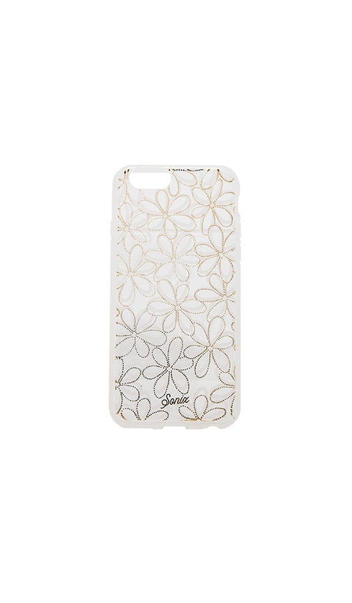 Clear Sweet Pea iPhone 6 Case