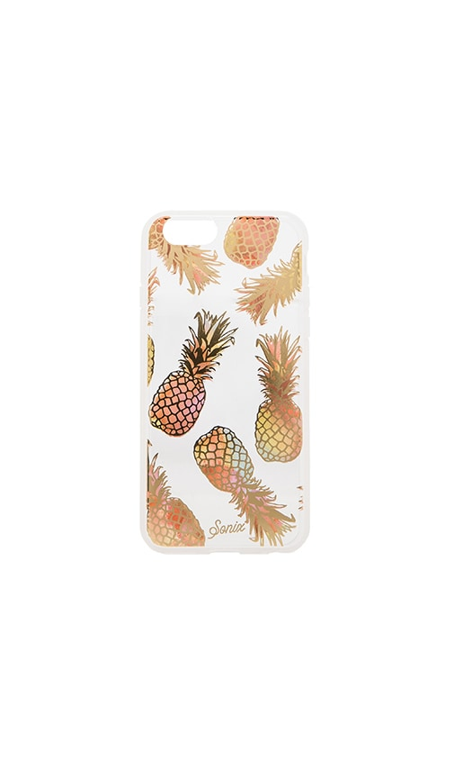 Clear Liana Peach iPhone 6 Case