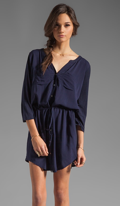 Dayle Linen Dress