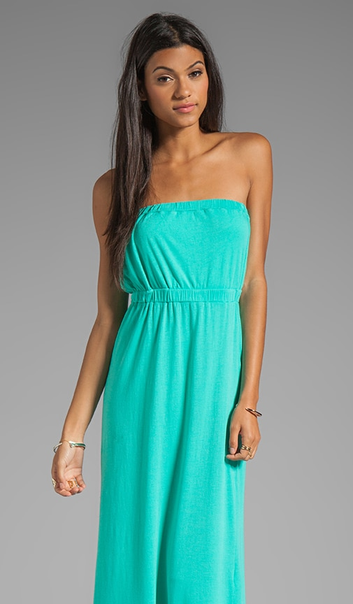 Cade Strapless Jersey Dress