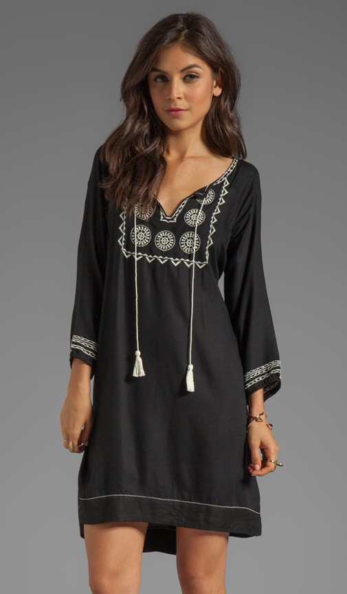 Chauncey Embroidered Dress