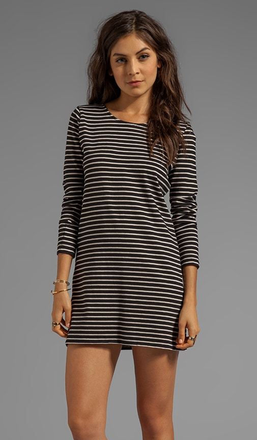 Addington Stripe Dress