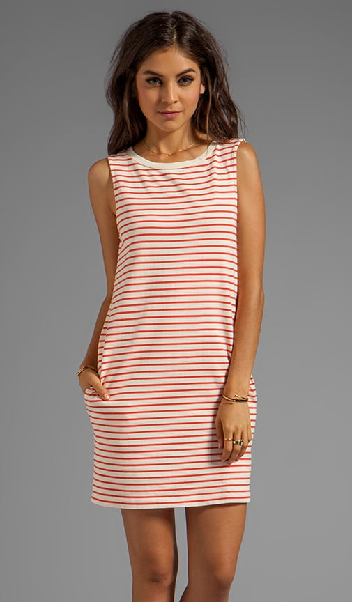 Leiston Stripe Dress