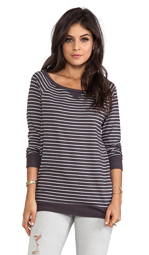 Briely Stripe Top