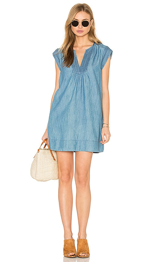 Soft Joie Blayne Dress in Blue