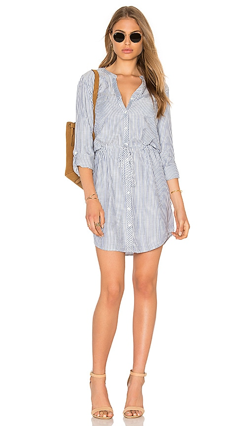 Soft Joie Cassina Dress in Blue