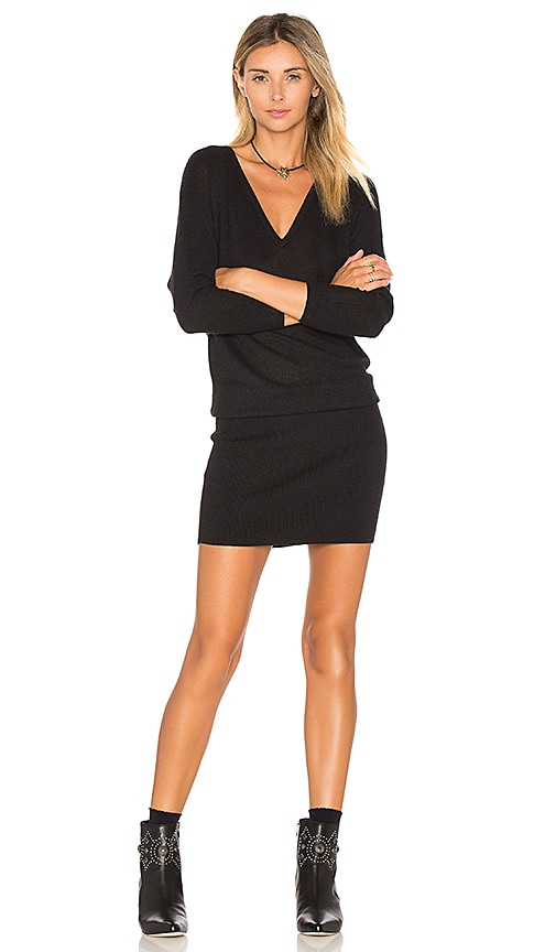 Soft Joie Delsi Dress in Black