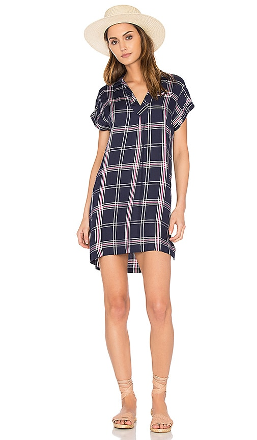 Soft Joie Rasia Dress in Navy