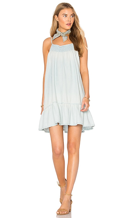 Soft Joie Kunala Dress in Blue