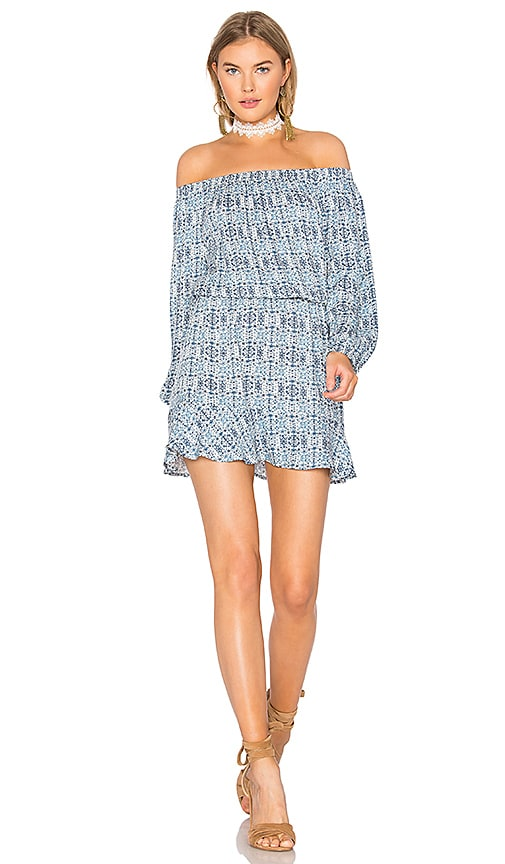 Soft Joie Sarnie Dress in Blue