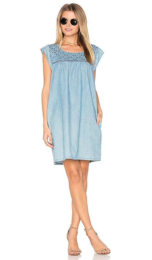 Soft Joie Anandi Dress in Blue