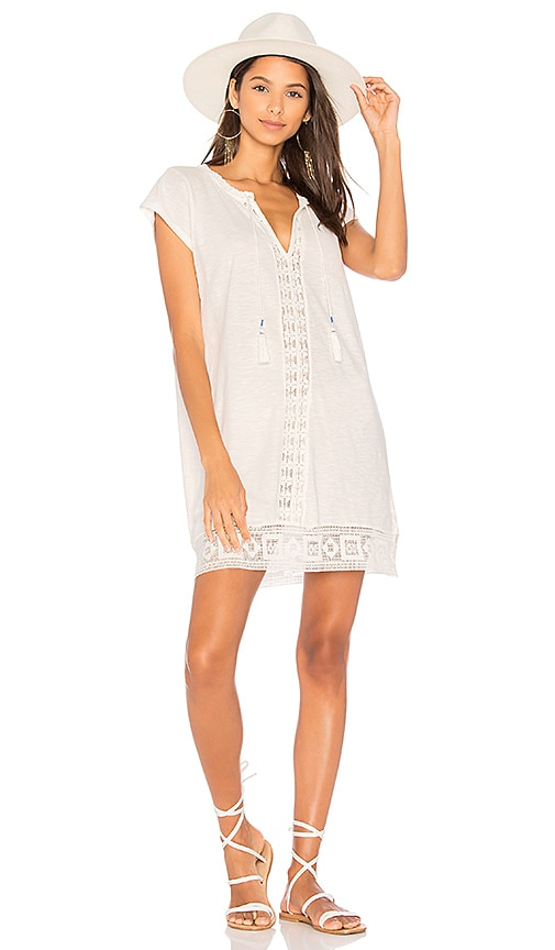 Soft Joie Hime Dress in White