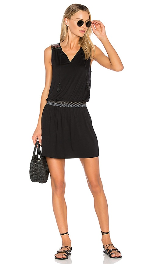 Soft Joie Sara Dress in Black