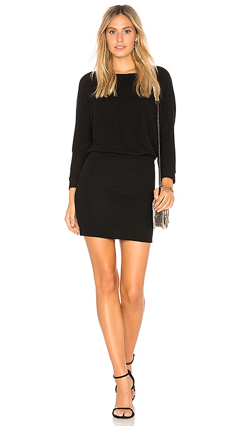 Soft Joie Sanae Dress in Black