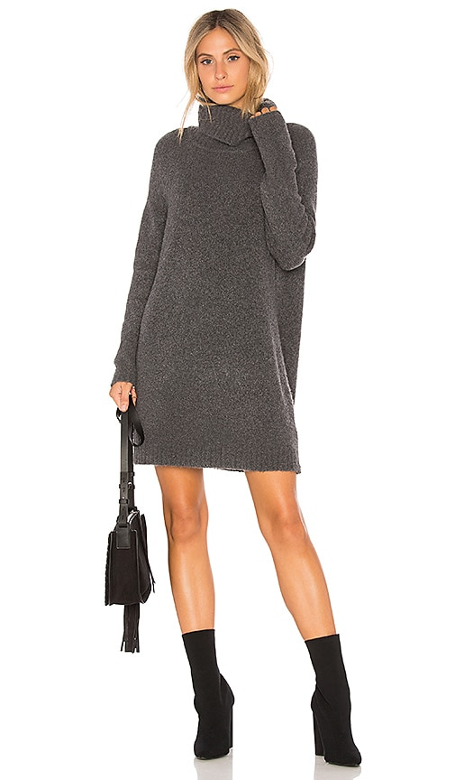 f44992dd4df Soft Joie Kincaid Dress in Heather Charcoal