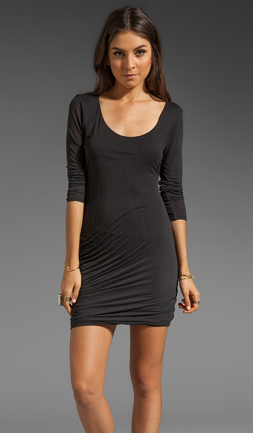 Avrele Drape Dress