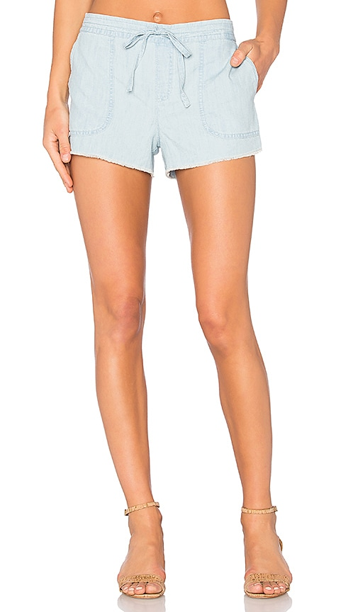 Soft Joie Kalpana Short in Blue