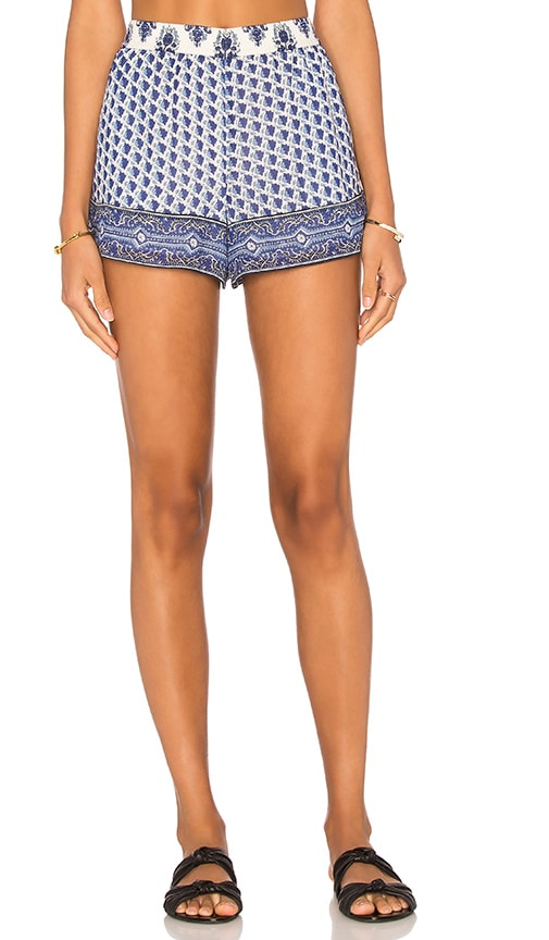 Soft Joie Beatra Short in Blue