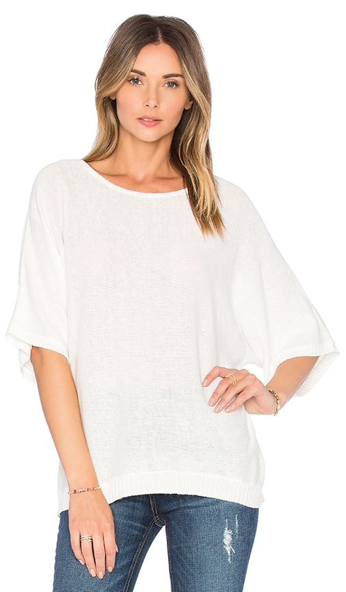Soft Joie Tavia Sweater in White