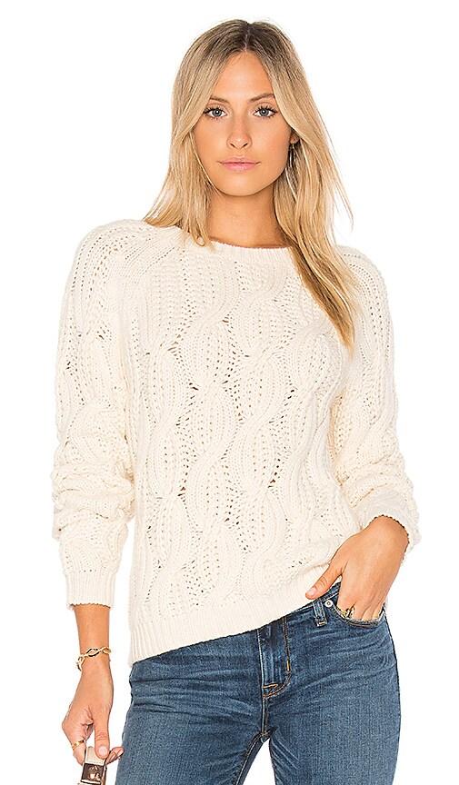 Soft Joie Candessa Sweater in Cream