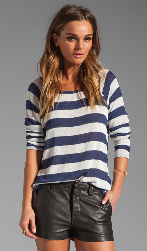 Dalya Stripe Sweater
